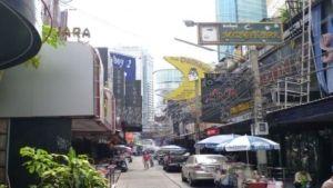 Vergnügungsviertel von Bangkok