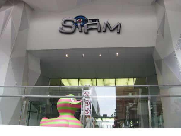 Shoppingcenter in Bangkok