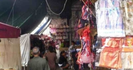 Straßenmarkt in Bangkok
