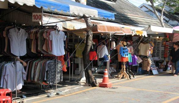 Chatuchak Wochenendemarkt in Bangkok ©TK