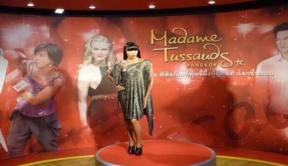 Madame Tussauds in Bangkok