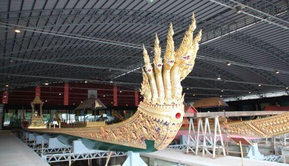 Museum der königlichen Barken