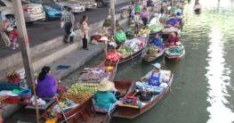 Floating Marktes Amphawa