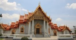 The Marble Temple - Wat Benchamabopitr