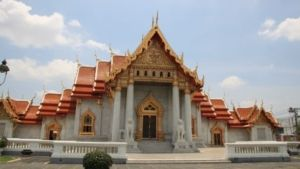 The Marble Temple - Wat Benchamabopit