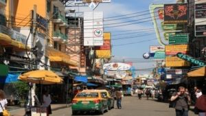 Th Khao San (Kao San Road)