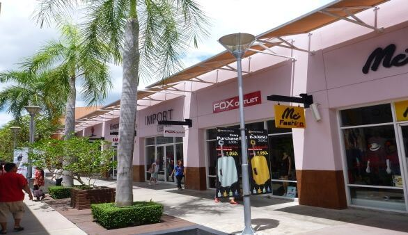 Outlet Center bei Cha Am