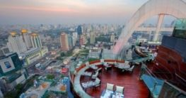 Red Sky Bar in Bangkok