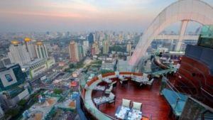 Die schönsten Rooftop Bars in Bangkok