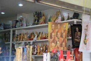 Amulette Markt