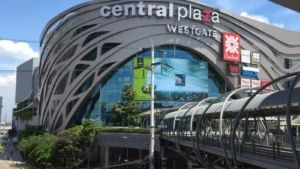 CentralPlaza WestGate Shopping Mall in Bangkok