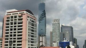 Der Mahanakhon Tower