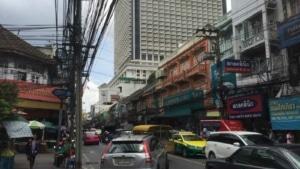 Talat Noi in Bangkok