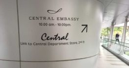 Central Embassy Shopping Mall