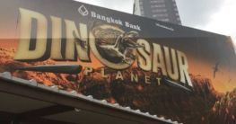Dinosaur Planet in Bangkok