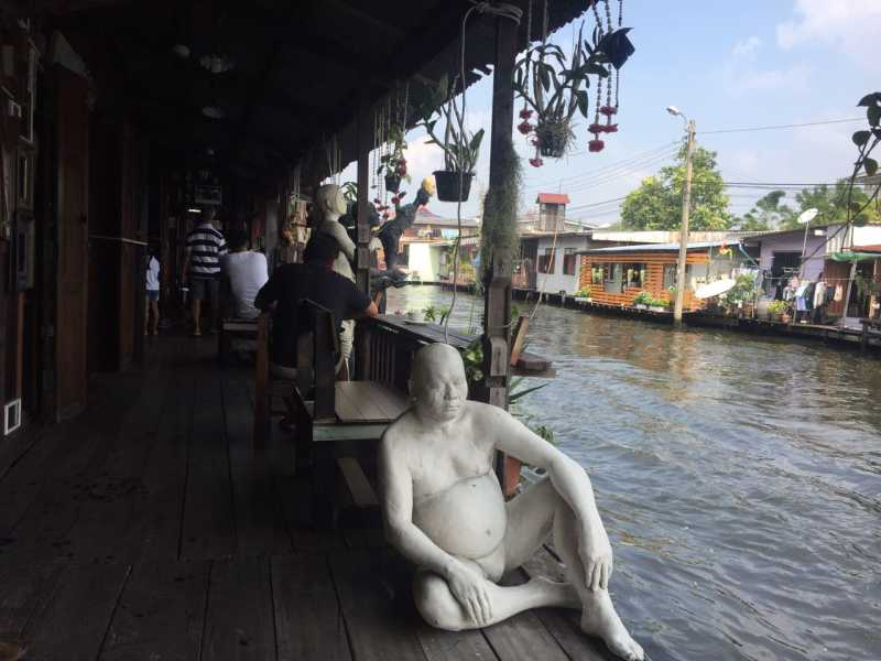 Khlong Bang Luang Artist House