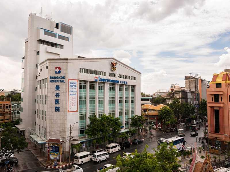 Das Bangkok Hospital