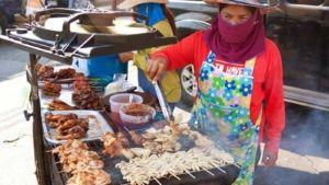 Der Khlong Toey Market