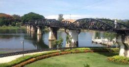 Die Brücke über den Kwai