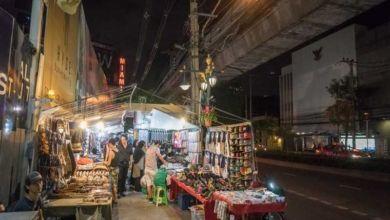 Thanon Sukhumvit Markt